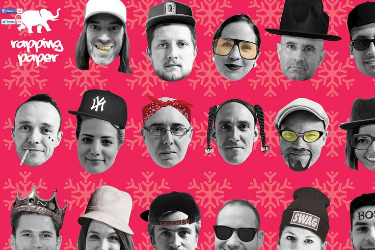 Agency Christmas cards 2014 | Advertising news | Campaign