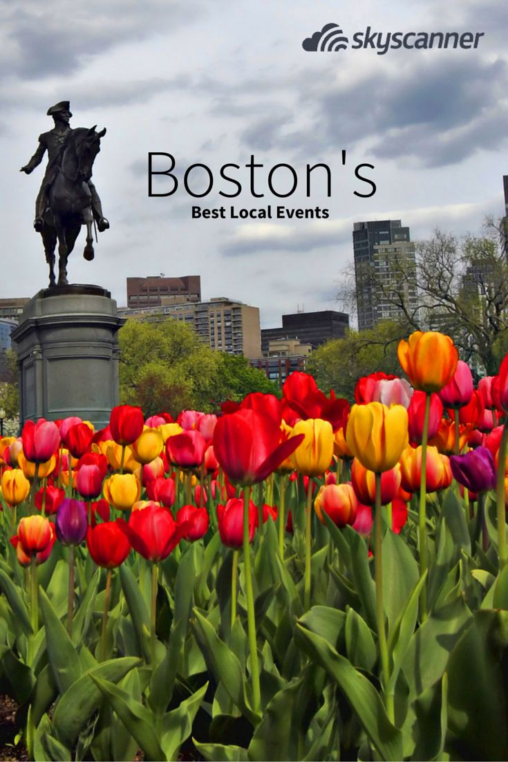 Enjoying a vacation in Boston is not hard to do with all of these awesome local events!