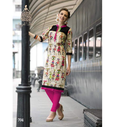 Have you check our Kurti collection yet. Now on #Kraftly