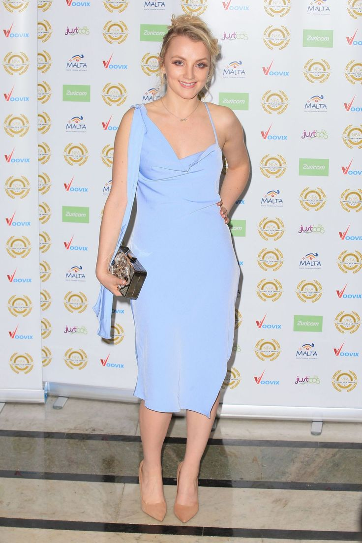 Evanna Lynch #EvannaLynch at National Film Awards 2017 in London Celebstills Evanna Lynch