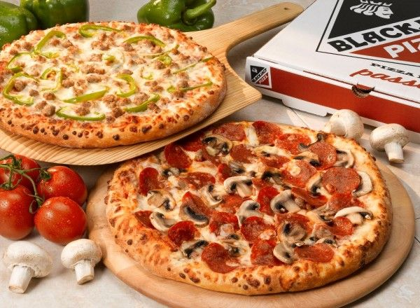 Blackjack Pizza Coupon Package - only $12.50 but it's worth $140!