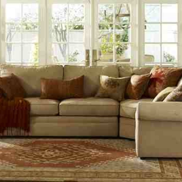 Pottery Barn Furniture Reviews Pearce Sectional: 17 Best Images About Living Rooom On Pinterest