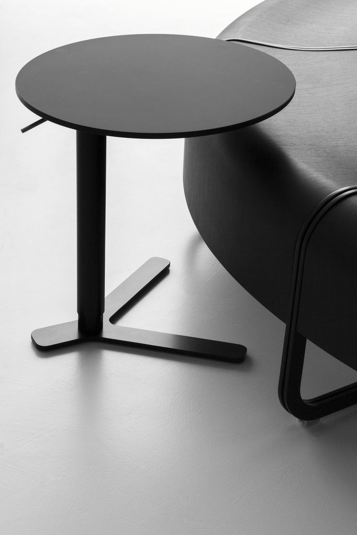 Mobilia design coffee and side tables - Height Adjustable Round Fenix Ntm Coffee Table Yo Yo Collection By Lapalma Design Romano Marcato