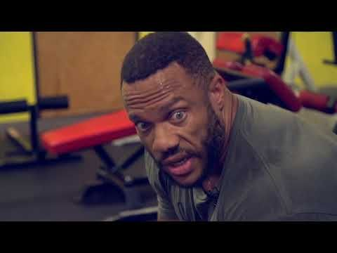 Exercícios CondeGYM: Phil Heath — Hamstring Workout — Road to the Olymp...