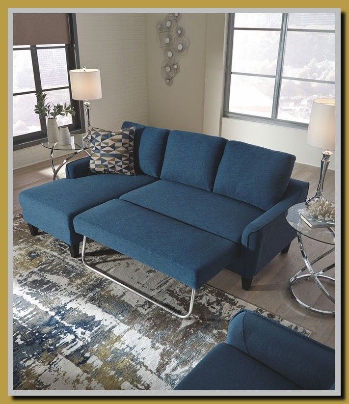 71 Reference Of Blue Sofa Chaise Sleeper In 2020 Blue Sofa Chaise Sofa Sofa Bed Blue