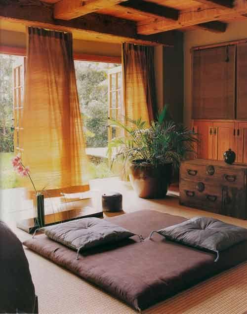 Cómo crear una habitación de meditación en casa.