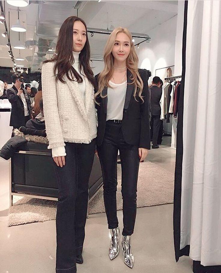 255 Best Krystal Jung Fashion Images On Pinterest