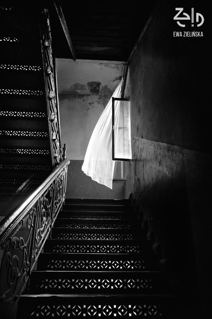 Like always my #Bytom, Door was open, so i felt invited,  photo Ewa Zielińska │zeld.pl