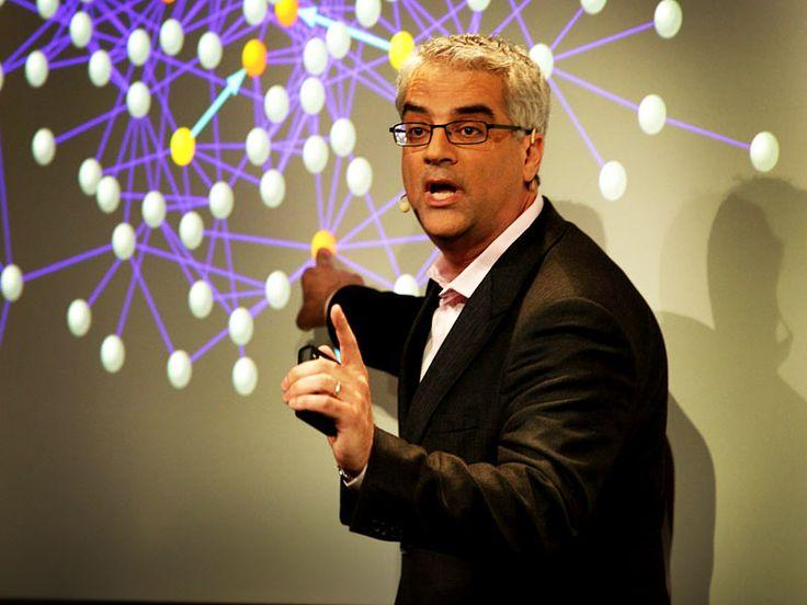 Nicholas Christakis: How social networks predict epidemics via TED