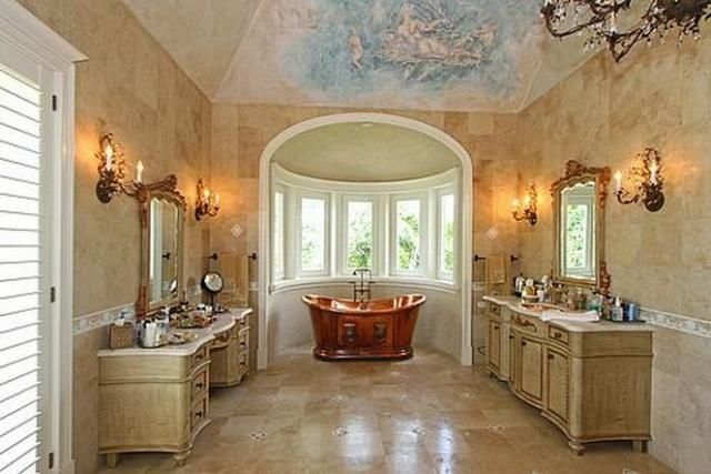 127 Best Master Bathrooms Images On Pinterest Dream Bathrooms Home And Room