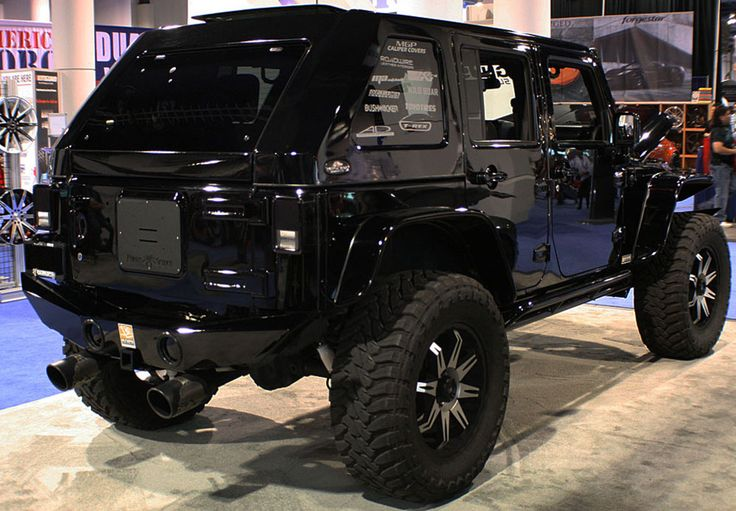 jeep wranglers from SEMA - Google Search