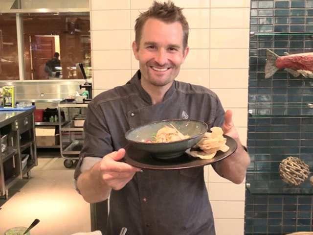 Video: How to make a spot prawn ceviche