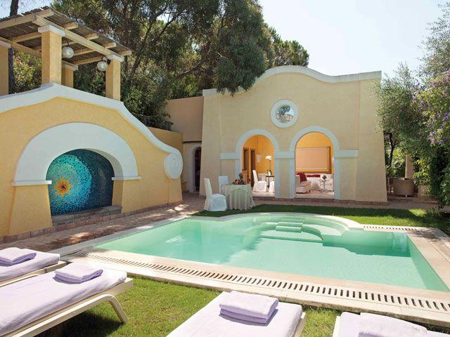 Forte Village 5 stars hotel