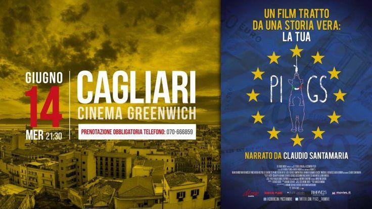 PIIGS è a Cagliari, mercoledì il 14 giugno - Rete MMT