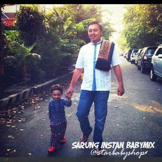 Sarung Instan Babymix size 1-5T. 70rb. Order by line @starbabyshop/whatsapp 085733317355