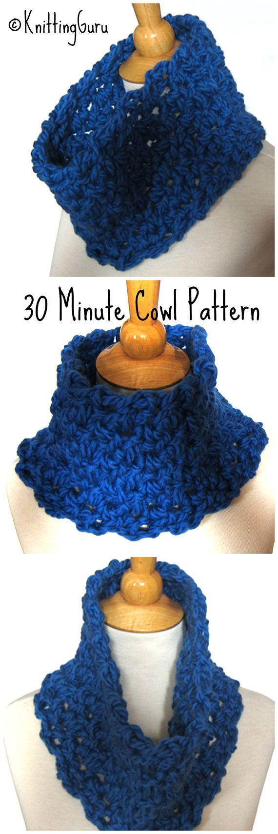 45 besten KnittingGuru Patterns Bilder auf Pinterest | Strickmuster ...