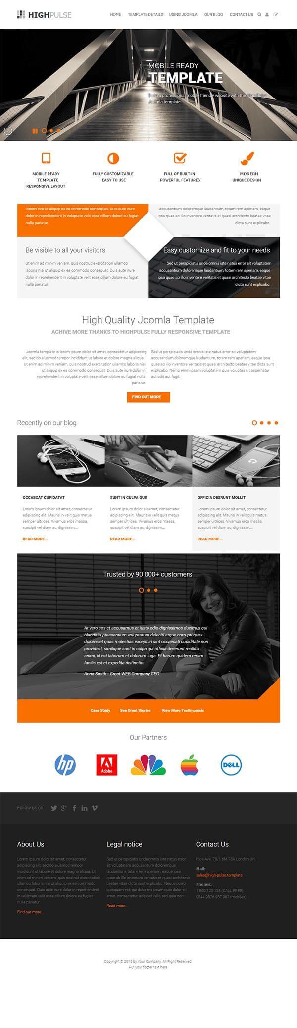 58 best Joomla Templates images on Pinterest   Joomla templates, E ...