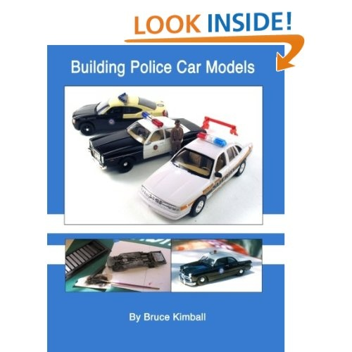 Building Police Car Models: Tips and techniques on building your own Police Model Cars.