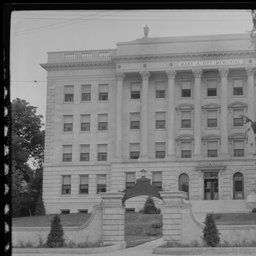Good Samaritan Hospital, 310-330 South Limestone; exterior (Mary A. Ott Memorial) - ExploreUK