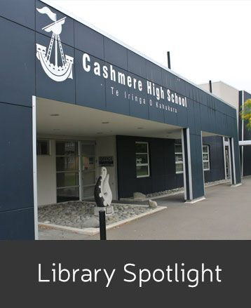 Wheelers Books is shining a spotlight on Cashmere High School who's been seeing some real successes with their ePlatform digital library and in encouraging students to read books in all formats available to them.