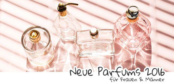 Neue #Parfums für das Jahr #2016 - ist vielleicht dein neuer #Lieblingsduft dabei?  http://www.cosmoty.de/neue-parfums/2016/