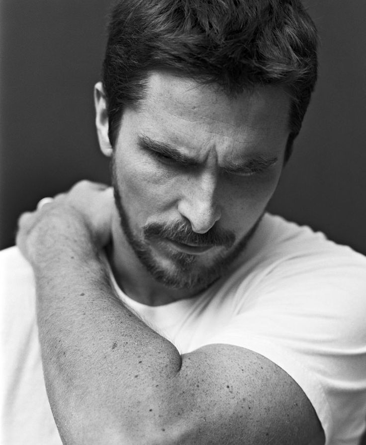 """ Christian Bale """