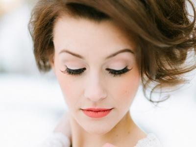 Noiva maquiagem simples