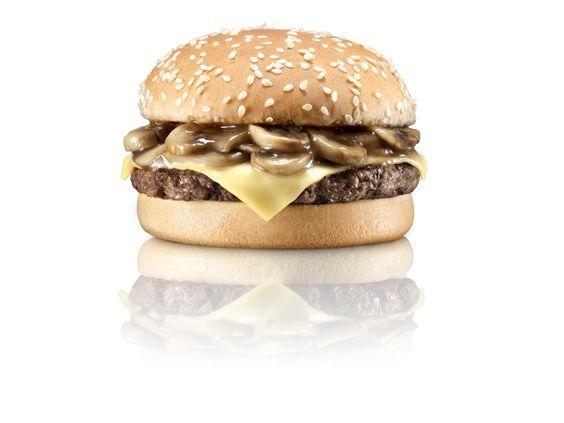 Burger king mushroom swiss sauce? | Yahoo Answers