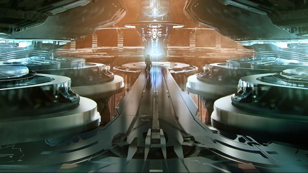 Concept Art From the Halo 4 Premium Theme