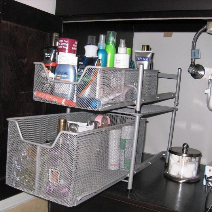 Under Kitchen Sink Storage Unit