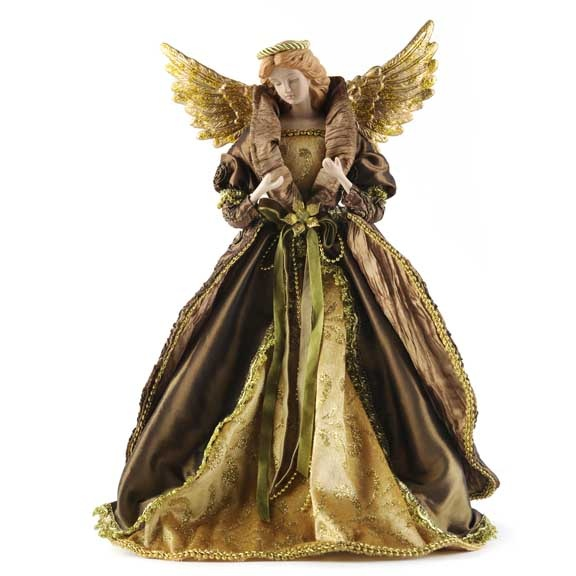Christmas Tree Angel Decorations: 181 Best Christmas Angel Tree Toppers Images On Pinterest