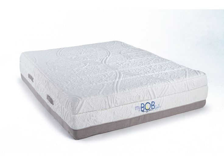 You won't be able to resist hitting the snooze button when you sleep on MyBob Gel Mattress. New, improved and better than ever, this blissful mattress has activated charcoal infused memory foam for freshness and continuous cooling glazed gel on gel infused memory foam for air-flow ventilation.