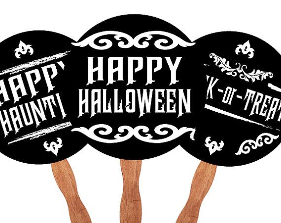 Create memorable photos at your Halloween party with these special event photo props. $4.50