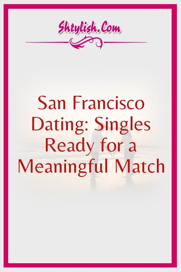 online dating marin county