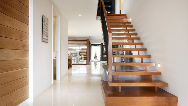 Pavillion stairs