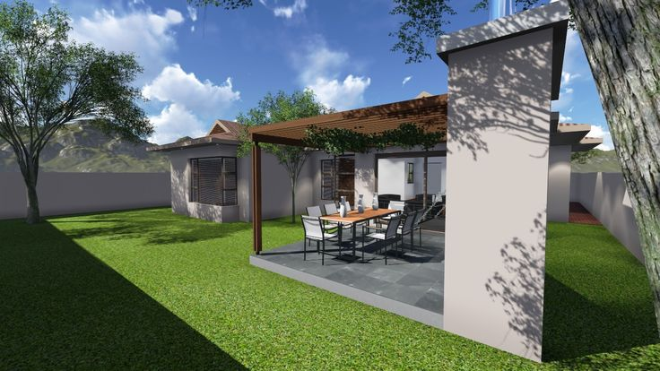 3 bedrooms, 2 bathrooms #openplan #property in the Garden Route, South Africa