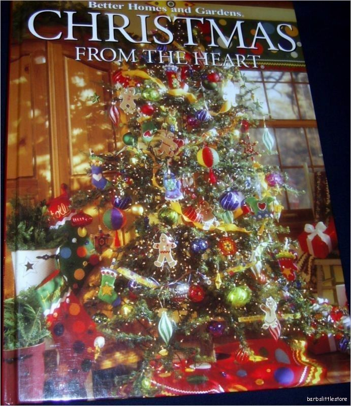 1826dfaaa252e358f2f7f84a90f8ddf6 - Better Homes And Gardens Christmas From The Heart Volume 25