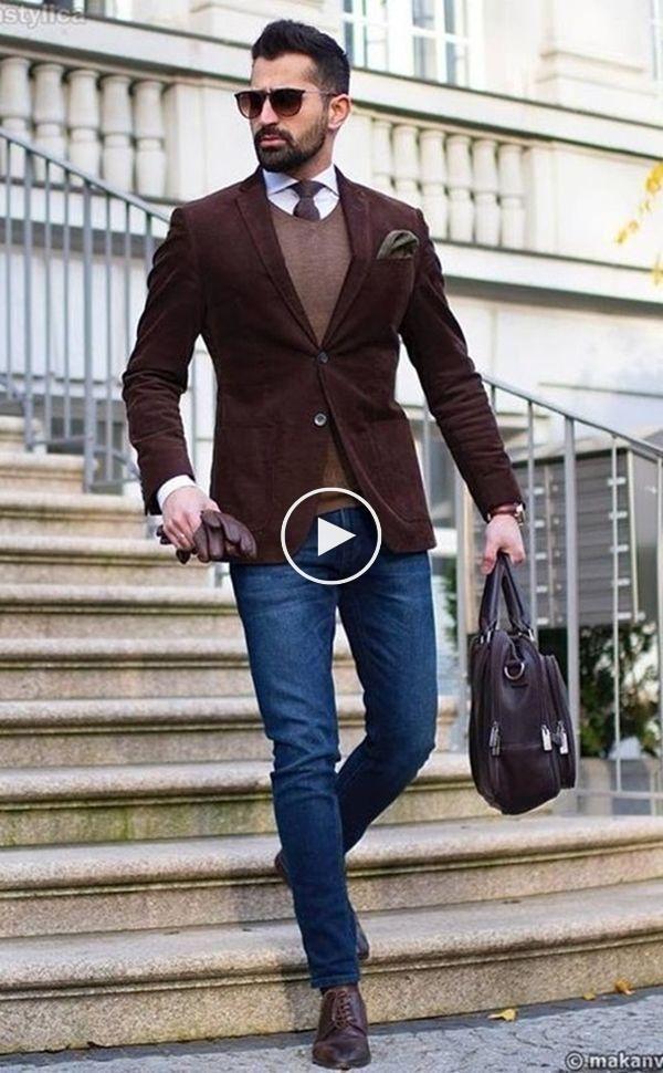 40 coolste winteroutfits voor mannen # coolste #formen