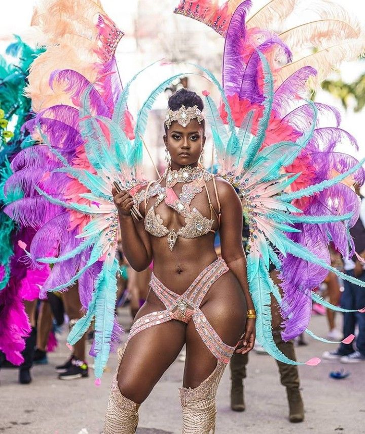 """Trinidad Carnival 2018 