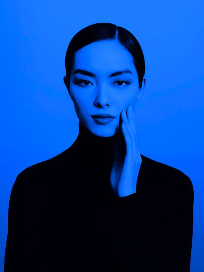 Blue-Fei Fei Sun for L'instant Chanel...
