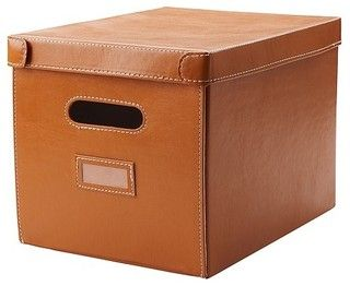 Charming KNÖS Box With Lid   Modern   Storage Boxes   By IKEA