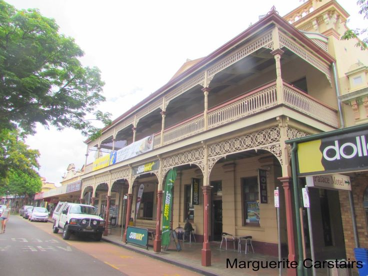 Childers Historical Town