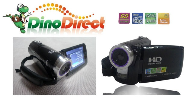 $65 for a camcorder.  You can't beat that price!