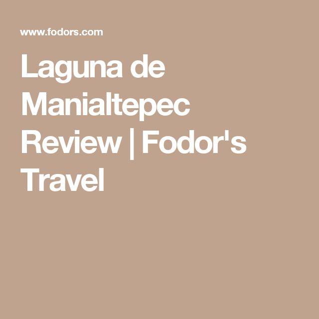 Laguna de Manialtepec Review   Fodor's Travel