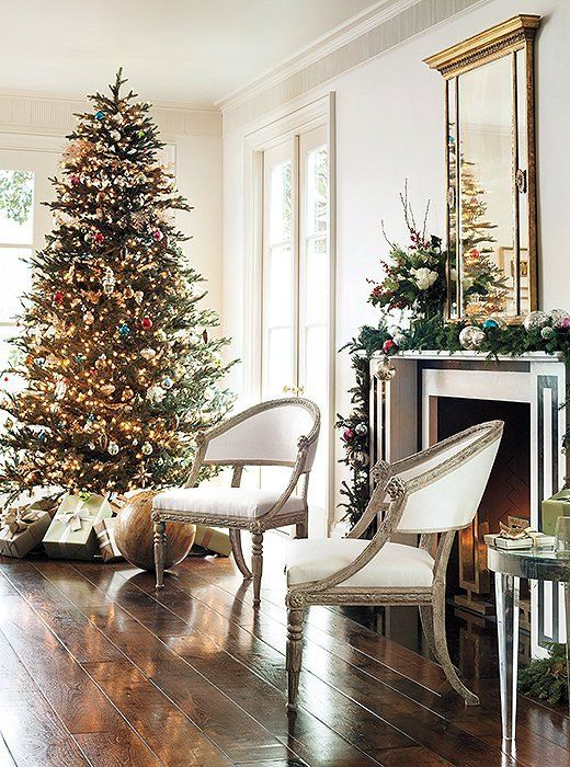Chic Holiday Decorations for Every Room of Your Home INSPIRE