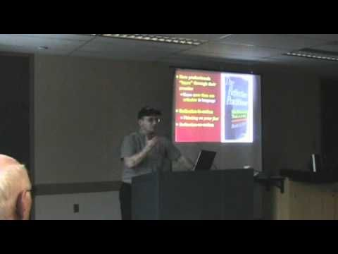 Thomas S C Farrell Reflecting on Reflective Practice part TWO - WPCT English YouTube VIDEO (2 May 2012).