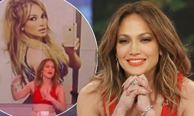 Jennifer Lopez reveals her weight fluctuates up and down all the time