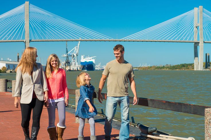 Check out the Old Town Trolley list of fun things to do in Savannah GA with family. We show you the best attractions and events for an entire group to enjoy.