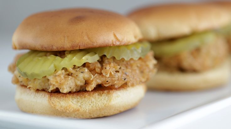 Get the Dish: Chick-Fil-A Chicken Sandwich: There's something totally gratifying and equally as delicious about making your favorite fast food dishes at home.