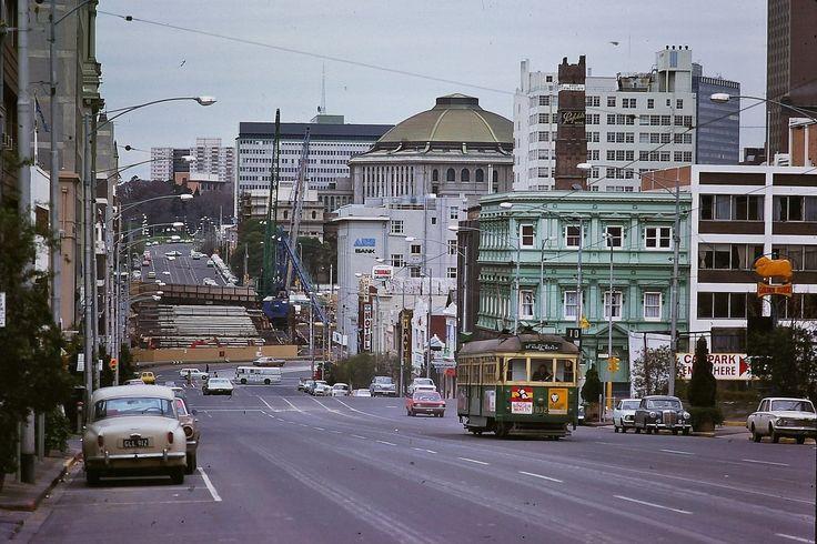 1970 - La Trobe St Melbourne